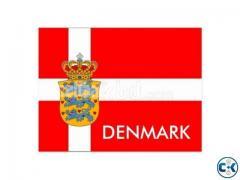 DENMARK WORK PERMIT VISA