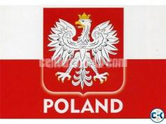 POLAND WORK PERMIT VISA
