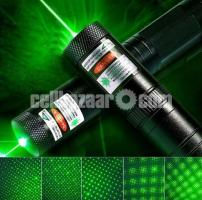 Powerful Rechargeable Green Laser Pointer / Laser Light