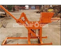 Block Brick machine QMR2 40 manual - Image 5/5