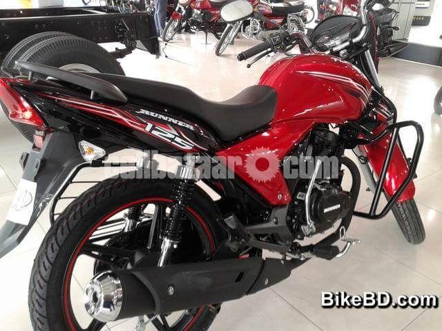 Runner Turbo 125 RED - 1/5