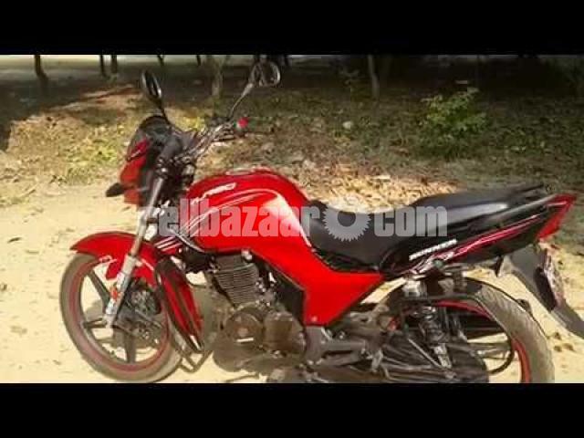 Runner Turbo 125 RED - 2/5