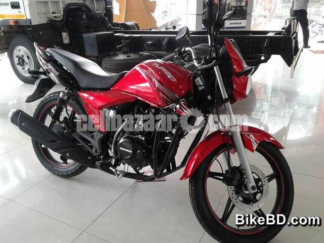 Runner Turbo 125 RED - 3/5