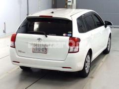 Toyota Fielder X Pkg White Color