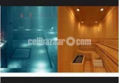 Sauna bath sale Bangladesh by Peerage Gallery