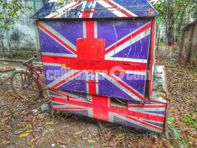Food Cart (never used) - 1/2