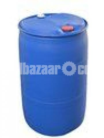 Used Plastic Drums - 1/3