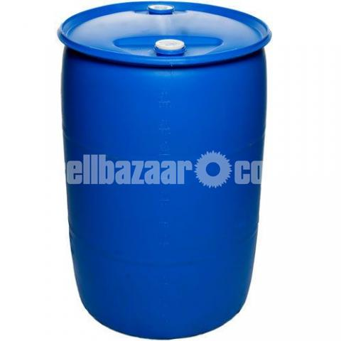 Used Plastic Drums - 2/3