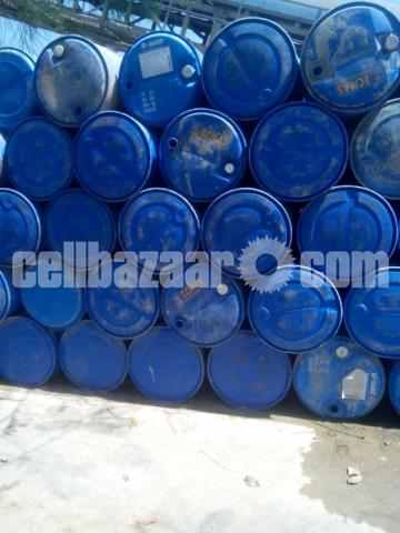 Used Plastic Drums - 3/3