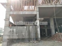 2.4 lac sqft building for rent at ashulia for garments