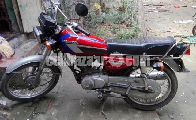 Zupełnie nowe Motorcycle (HONDA CG-125) Japan Chandpur – Cellbazaar.com | Buy QH88