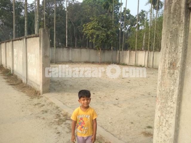 Fresh land sale at Babupara, Tajhat Road, Rangpur - 2/3