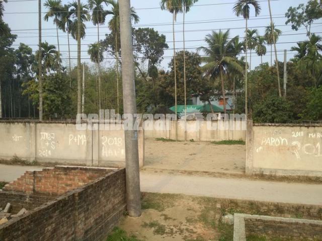 Fresh land sale at Babupara, Tajhat Road, Rangpur - 3/3