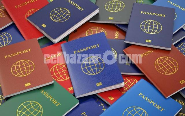 Travel Visa Process - 1/5