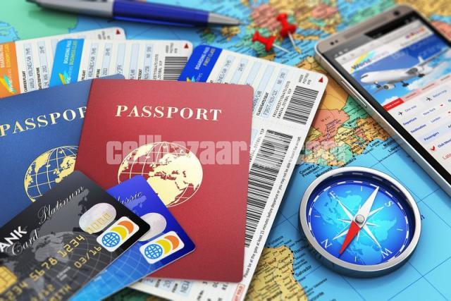 Travel Visa Process - 5/5