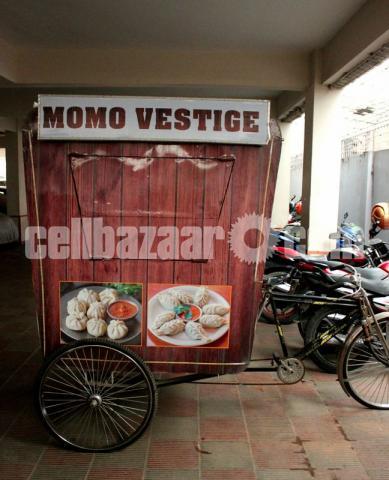 Food cart ( As like new ) - 1/5
