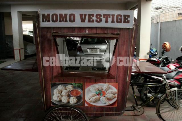 Food cart ( As like new ) - 3/5