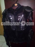 Body armor jacket