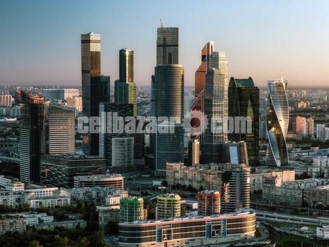 Tourist Visa Process Russia - 1/1