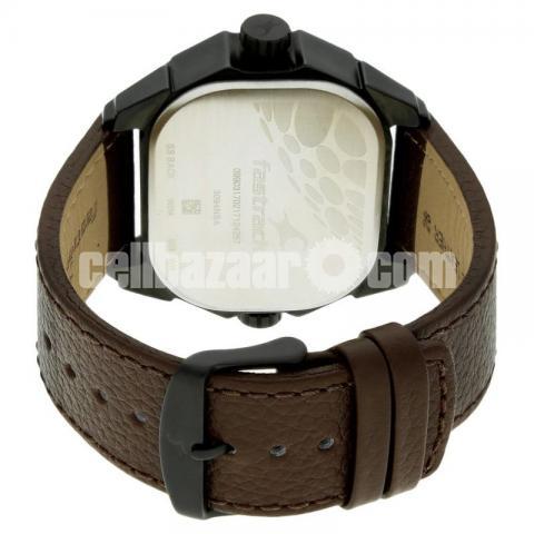 WW0220 Original Fastrack Dual Dial Leather Belt Watch 3094NL01 - 5/5