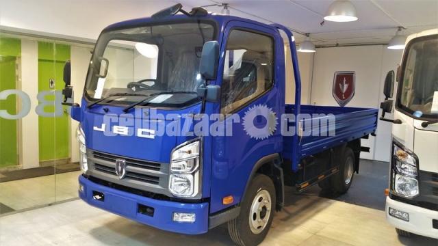 Brand New JBC 3 Ton Mini Truck - 2/5