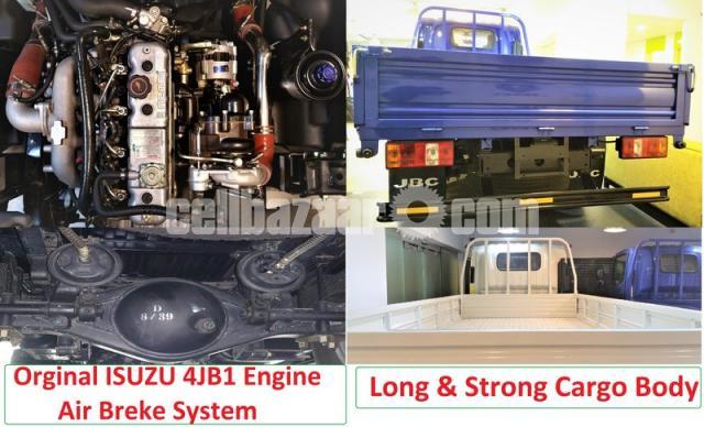 Brand New JBC 3 Ton Mini Truck - 5/5