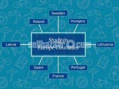Study in European Countries