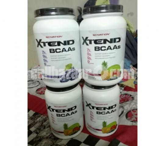 Xtend BCAAs Gym Supplement Food - 1/3
