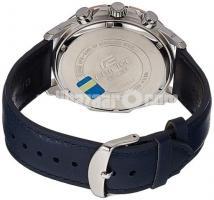 WW0221 Original Casio Edifice Chronograph Leather Belt Watch EFR-539L-7CV - Image 4/5