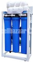High Capacity RO Drinking Water system