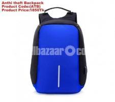 Anthi theft Backpack - Image 2/2