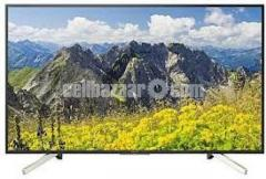 SONY BRAVIA 4K HDR SMART TV 49X7000F
