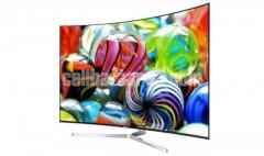 55 inch samsung MU6300 CURVED 4K TV