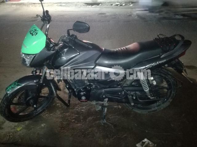 Honda CB shine 125cc - 1/5