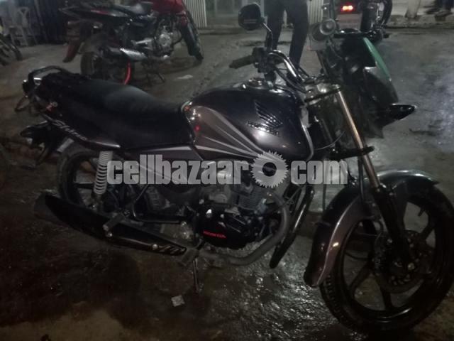 Honda CB shine 125cc - 4/5