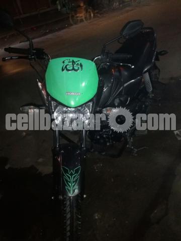 Honda CB shine 125cc - 5/5