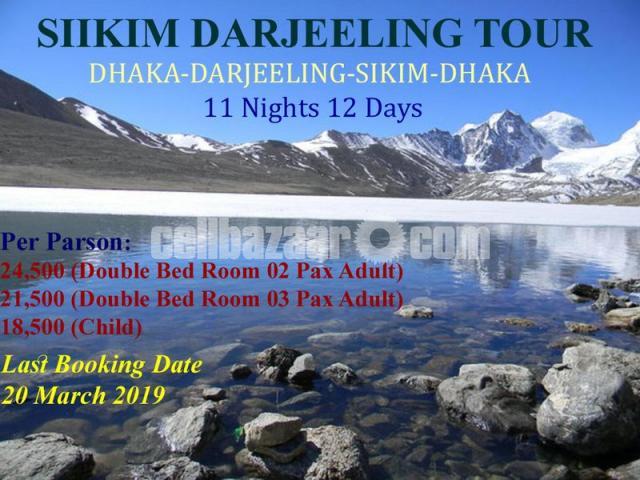 Dhaka-Darjeeling-Sikim 12 Days - 1/1