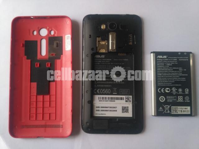 Asus Zenfone 2 Laser ZE551KL - 4/4
