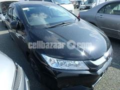 Honda Grace EX Hybrid Black 2014