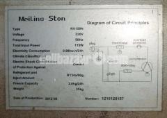 Meiling-Ston Fridge/Refrigerator - Image 5/5