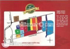 Near Madani Avn. & 40/25/50ft road M Block 4 Katha Ready Plot