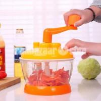 Multifunction Manual Kitchen Vegetable Chopper
