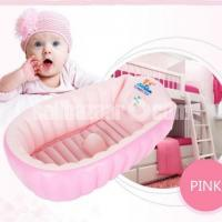 summer sea baby bathtub