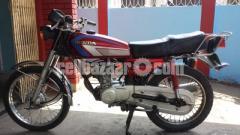 Honda CG125 Japani
