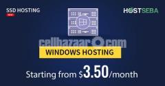 40% Discount on Windows Shared hosting - HostSeba