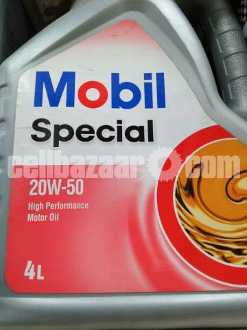 Mobil special 20W-50 - 2/3