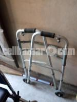 Wheelchair & walker