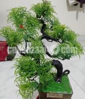 Artificial Bonshai Tree