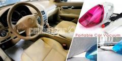 Portable Car Vacuum Cleaner - Image 3/5