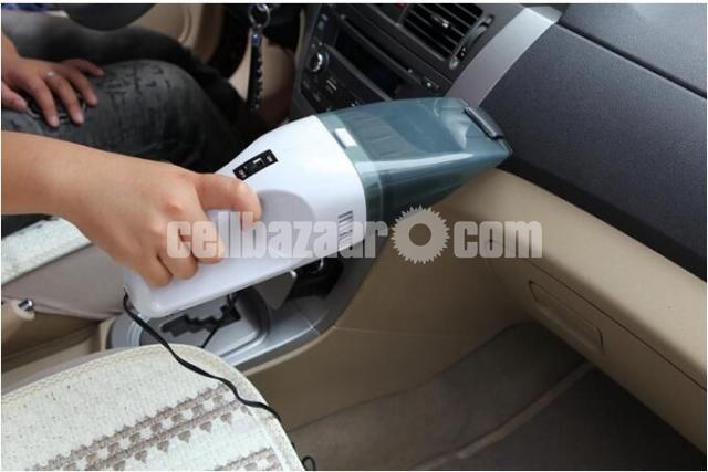 Portable Car Vacuum Cleaner - 1/5